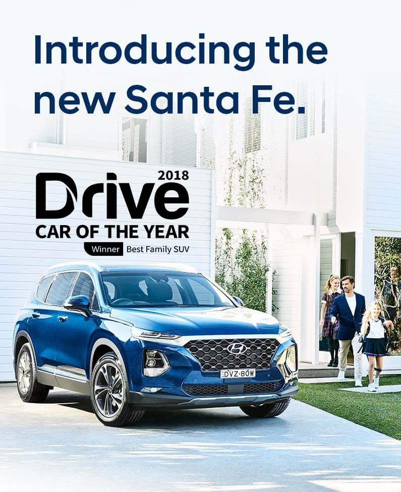 Hyundai Santa Fe Lilydale Hyundai